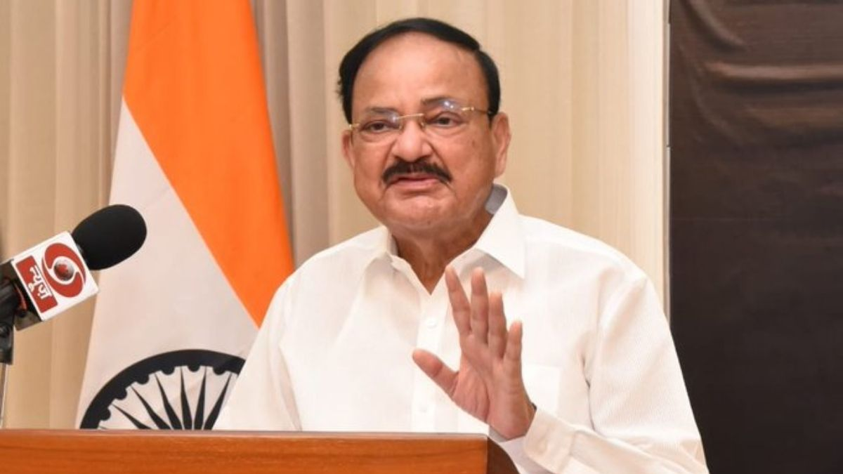 Culture and traditions can be protected only if we preserve our languages: Vice President Shri Naidu