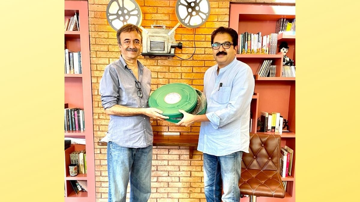 Rajkumar Hirani's 'PK' now in NFAI Collection