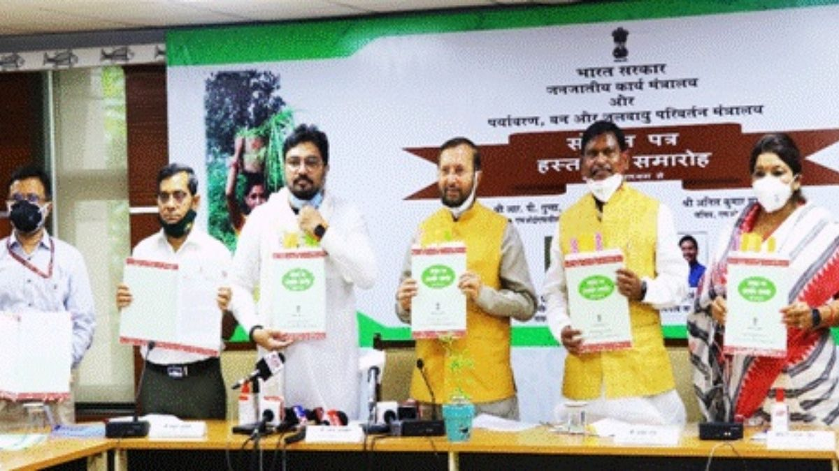 Joint Communication for more effective implementation of the Forest Rights Act signed by Environment and Tribal Affairs Ministries: Shri Arjun Munda