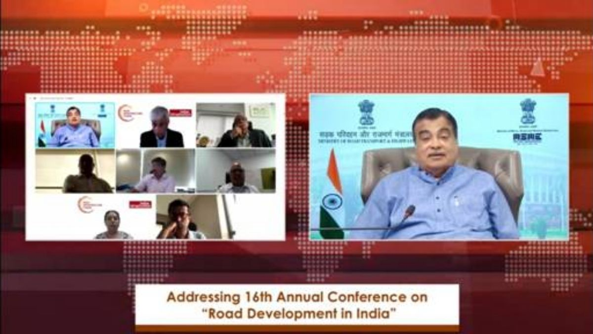 Shri Nitin Gadkari calls for a reduction in the use of steel and cement in road construction without comprising on quality through innovation and research