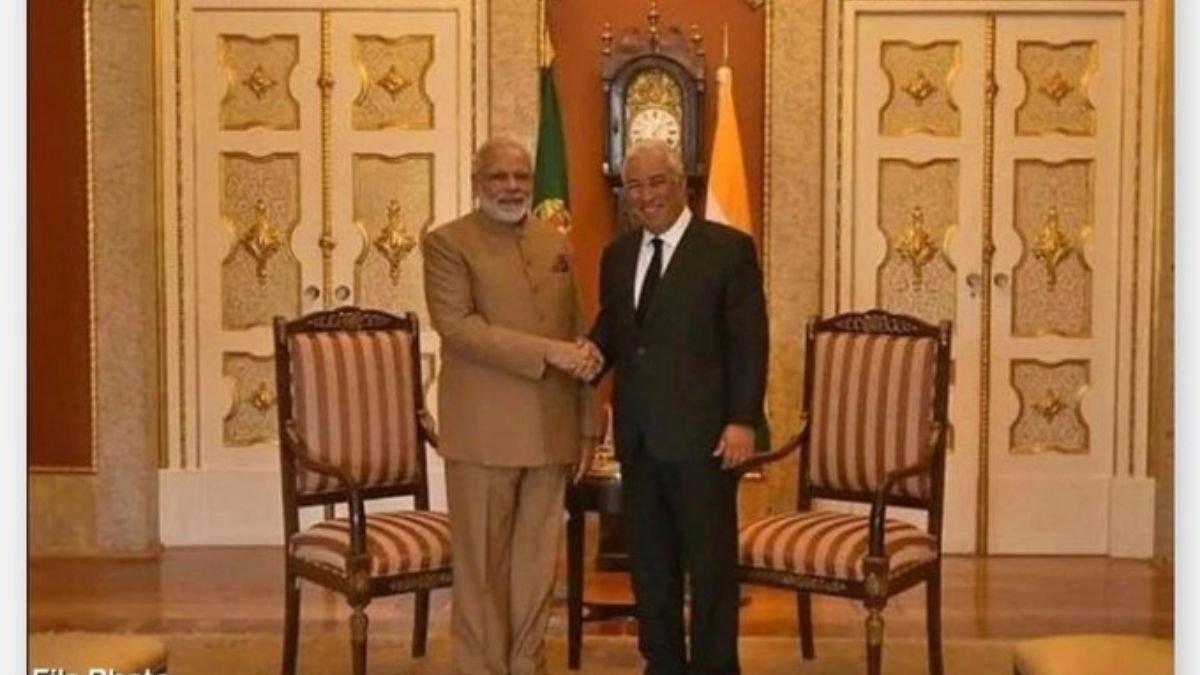 The phone call between Prime Minister Shri Narendra Modi and H.E. Pham Minh Chinh, Prime Minister of Vietnam