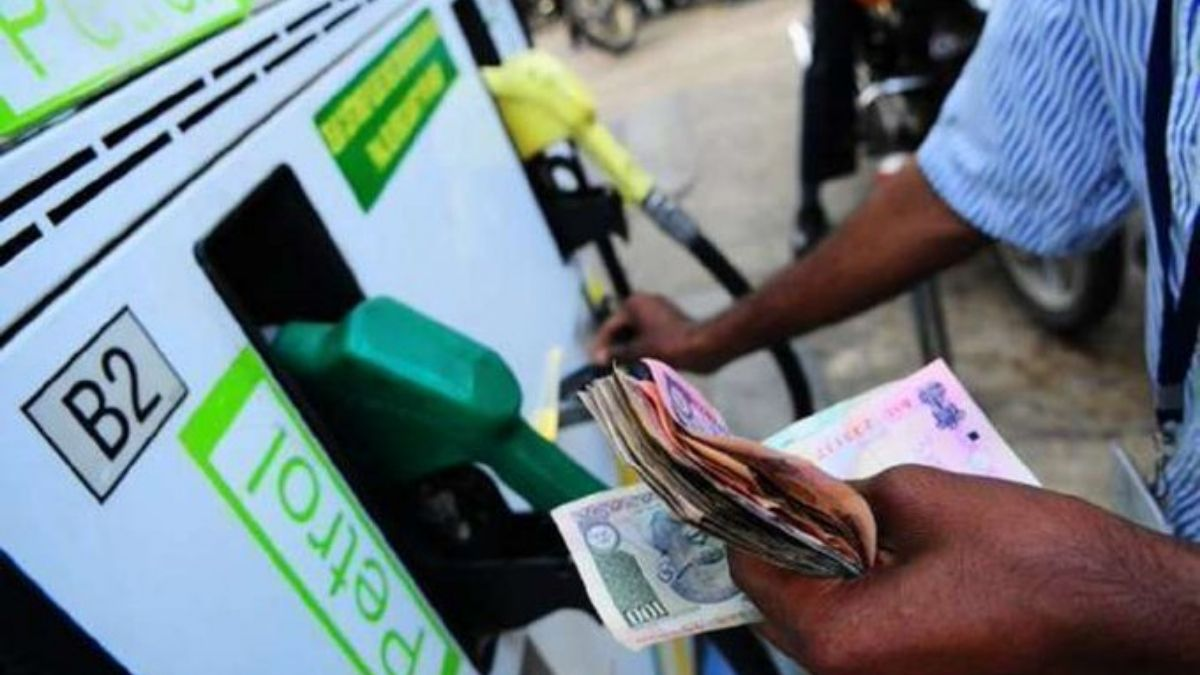 Fuel price touches new high in Delhi with Rs 101.19 per liter