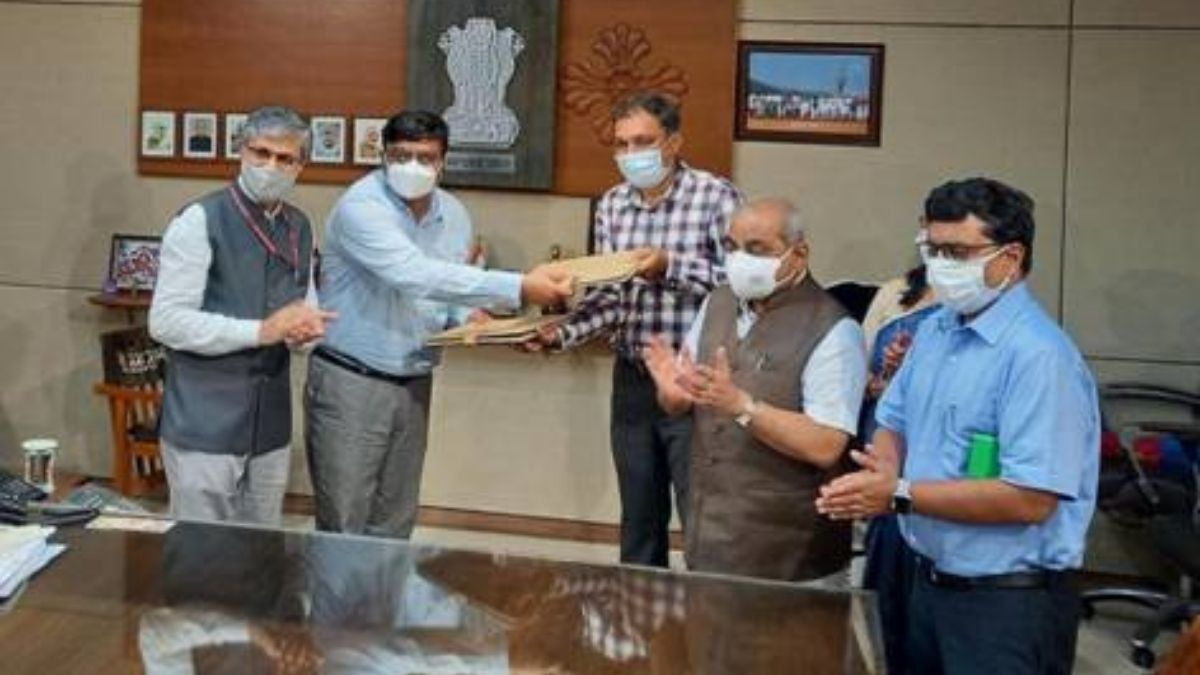 MoU signed between Institute of Teaching and Research in Ayurveda (ITRA) and the Government of Gujarat