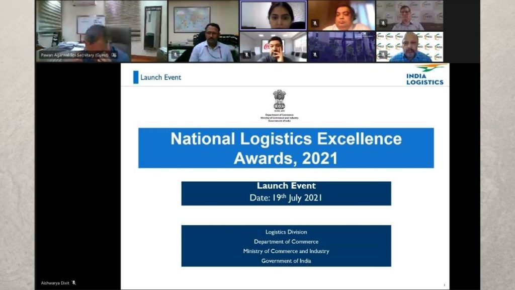 Government launches National Logistics Excellence Awards