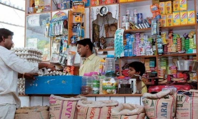 Government includes Retail and Wholesale Trade as MSMEs