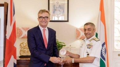 Chief Hydrographer receives Alexander Dalrymple award