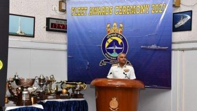 Fleet Award Ceremony - Western Naval Command