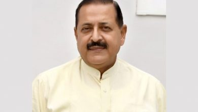Union Minister Dr. Jitendra Singh says, usage of the Indian Regional Navigation Satellite System(NavIC system) has increased in sectors like transportation and personal mobility