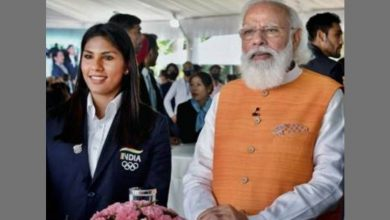 The sword of first Indian woman fencer to qualify for Olympics Bhavani Devi now in e-auction of gifts and mementos received by Prime Minister