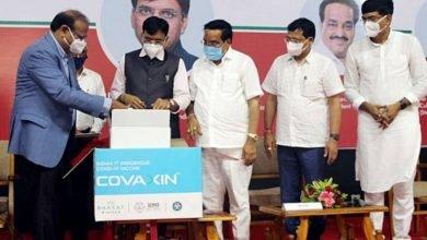 Union Health Minister Shri Mansukh Mandaviya reviews COVID-19 Situation in Karnataka and Tamil Nadu