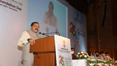 Union Minister Dr. Jitendra Singh says Science and Technology is key to achieve Prime Minister Modi's Atmanirbhar Bharat