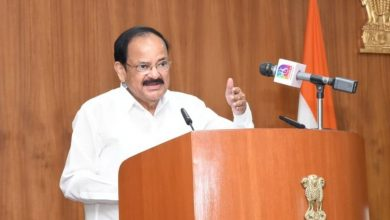 Vice President calls for fully leveraging the demographic potential to build a resurgent New India