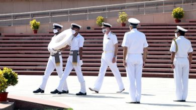 Admiral Sir Tony Radakin, First Sea Lord and Chief of Naval Staff, Royal Navy is on a three-day official visit to India