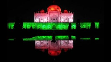 Archaeological Survey of India illuminates 100 Monuments in Tri-color to celebrate the landmark achievement of 100 crore vaccinations