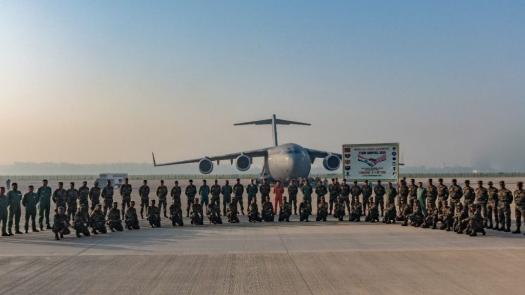 """Indian Army Contingent Departs for 17th Edition of Indo-US Joint Military Exercise """"Ex Yudh Abhyas 2021"""" at Joint Base Elmendorf – Richardson, Alaska (USA)"""
