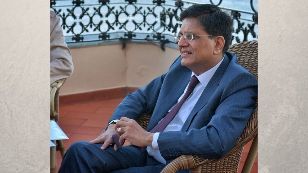 Leading India's intervention, Shri Piyush Goyal calls for waiver of IPR and dismantling new trade barriers in the global fight against the pandemic