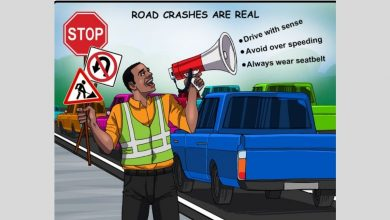 Notification for constitution of National Road Safety Board