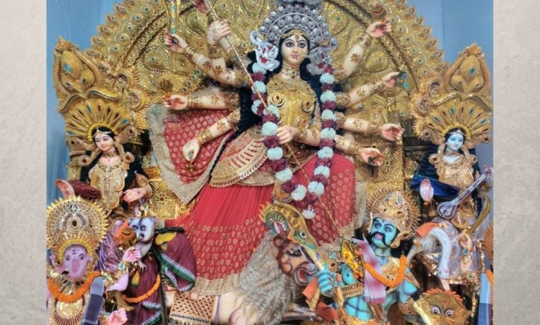 President of India's greetings on the eve of Durga Puja