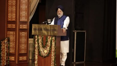 Shri Hardeep Singh Puri delivers the 3rd Memorial Lecture on Dr . A. P. J. Abdul Kalam