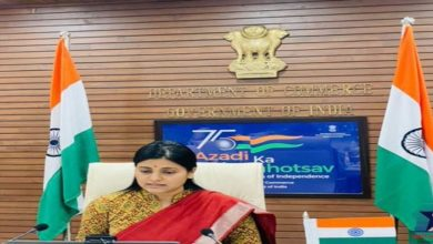 """""""Special Working Group on Startups and Innovation Needed"""" - Ms Anupriya Patel at SCO meeting"""