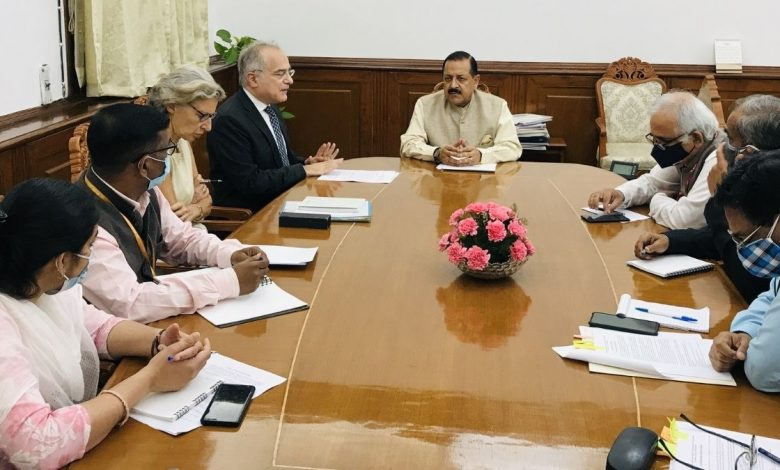 Union Minister Dr Jitendra Singh says India and European Union collaboration represents the aspiration of 2 billion people