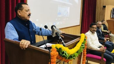 Union Minister Dr Jitendra Singh says India's future growth depends on a science-driven economy