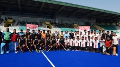 Union Sports Minister Shri Anurag Thakur launches 'Delhi Hockey Weekend League', says competitions boost athletes' morale